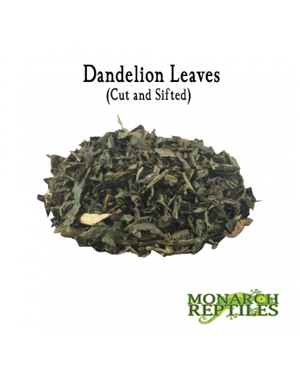 Dandelion Leaves ( Cut and Sifted) - 50g