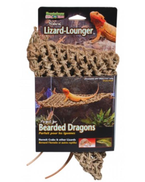 Lizard Lounger Natural -  Small  (Corner)