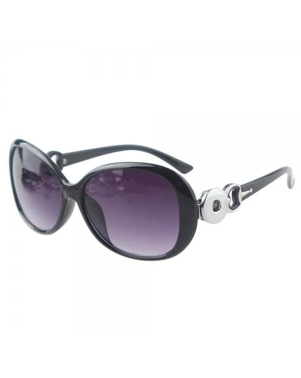 Monarch Bijoux - Black Spur  - Sunglasses (Snap Line)