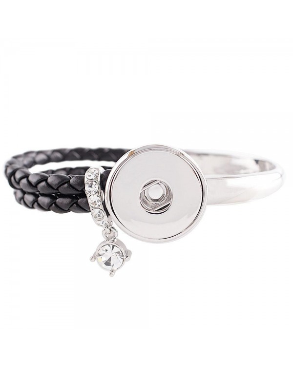 Monarch Bijoux - Fire  Ice Bracelet (Snap Line)