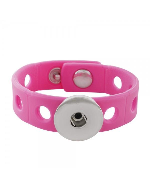 Monarch Bijoux - Child's Bracelet - Pink (Snap Line)