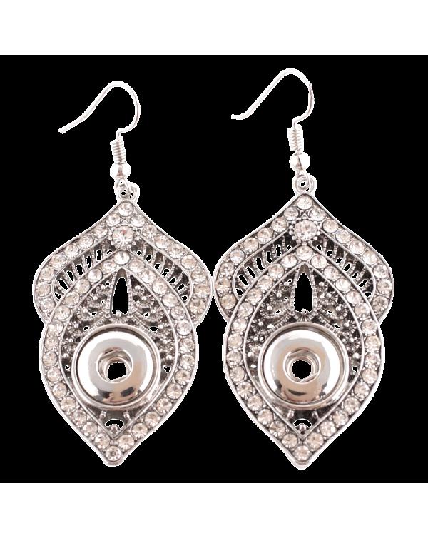 Monarch Bijoux - Esperanza Petite  - Earring Snap  (Snap Line)