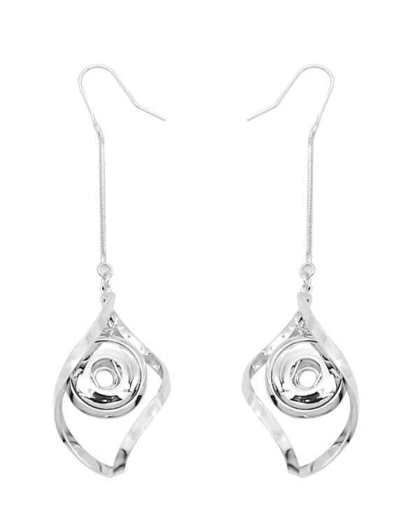 Monarch Bijoux - Hypnotic Petite  - Earring Snap  (Snap Line)