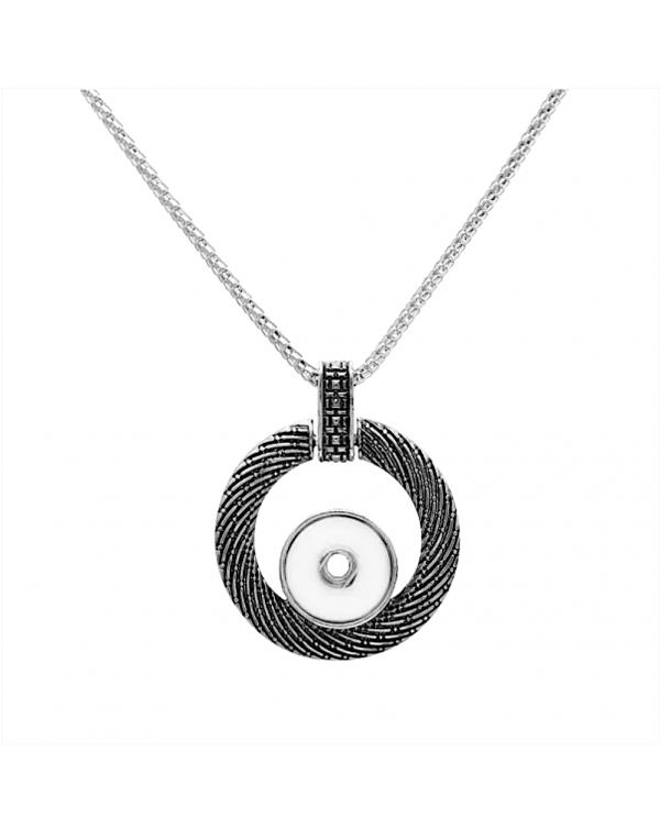 Monarch Bijoux - Retro Necklace (Snap Line)