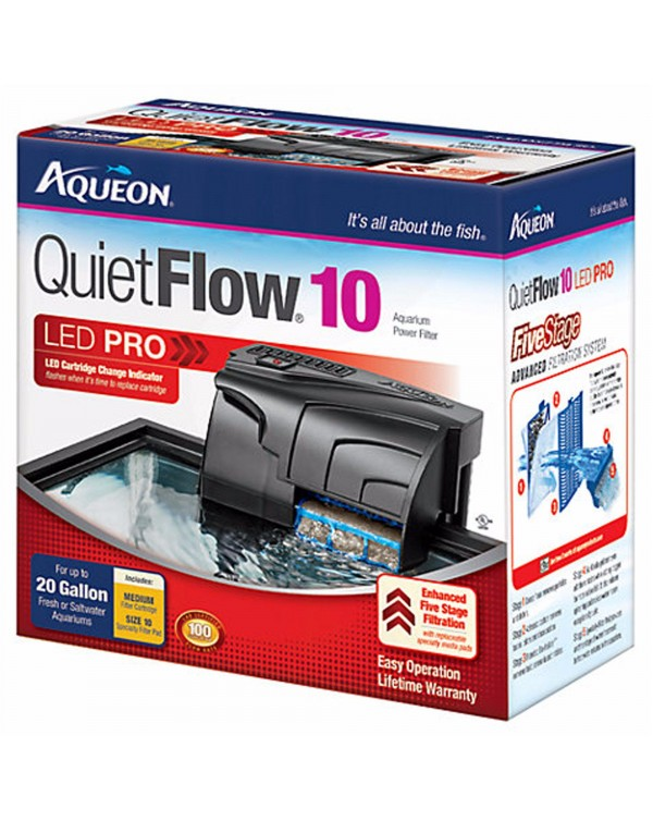 Aqueon Quiet Flow Filter