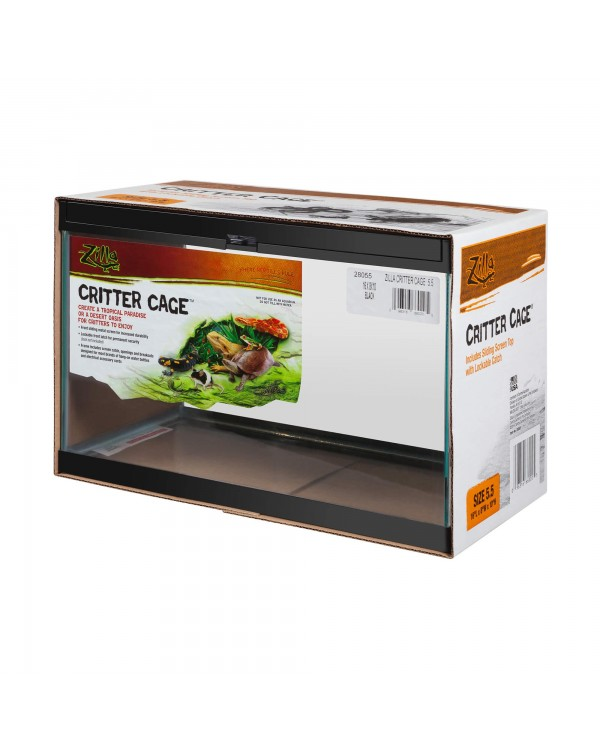 Zilla Critter Cages