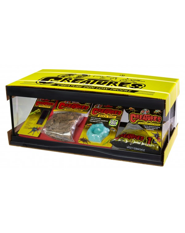 Zoomed Creatures Den Habitat Kit