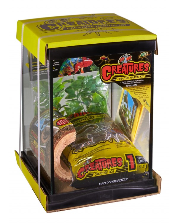Zoomed Creatures Habitat Kit