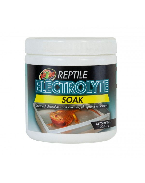 Zoomed Electrolyte Soak