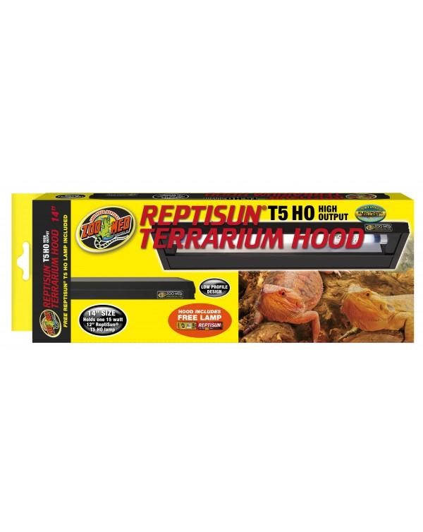 Reptisun T5 HO Terrarium Hood (with neon)
